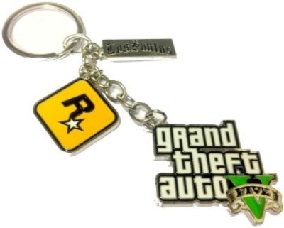 Al Pacino Gta 5 Rock Star Key Chain Key Chain