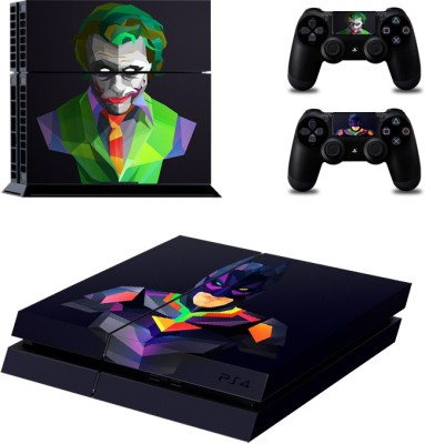 Al Pacino Batman Joker Theme sticker for Playstation 4  Gaming Accessory Kit