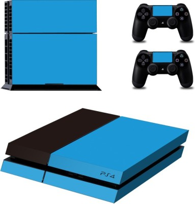 Al Pacino Custom Blue & Black sticker for Playstation 4  Gaming Accessory Kit