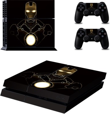 Al Pacino Iron Man Theme sticker for Playstation 4  Gaming Accessory Kit