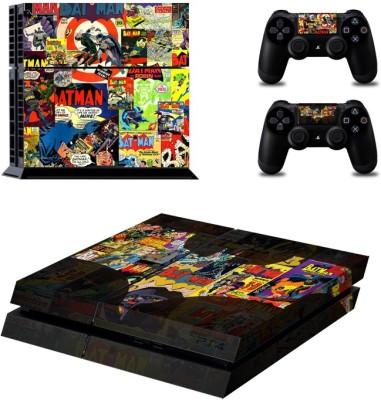 Al Pacino Batman sticker bomb theme sticker for Playstaton 4  Gaming Accessory Kit