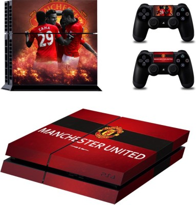 Al Pacino Manchester United Theme cover sticker for Playstation 4  Gaming Accessory Kit