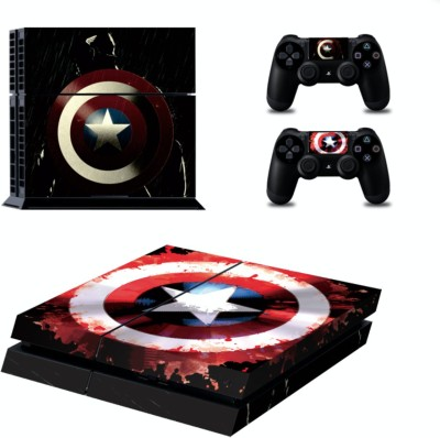 Al Pacino Captain of america theme sticker for playstation 4  Gaming Accessory Kit