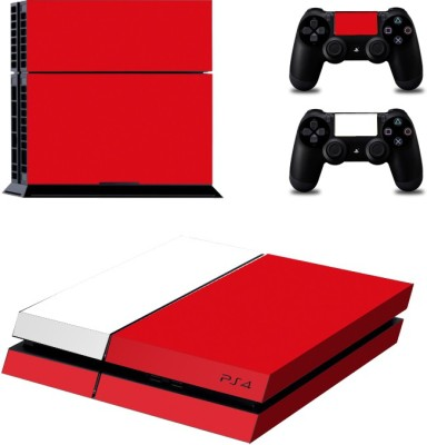 Al Pacino Custom Red & whte sticker for Playstation  Gaming Accessory Kit