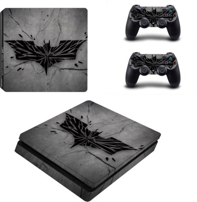 Al Pacino Batman logo theme Cover sticker for Ps4 SLIM  Gaming Accessory Kit(Black, For PS4)
