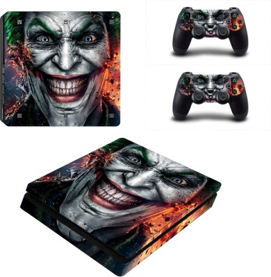 Al Pacino Joker Theme cover sticker for Ps4 SLIM  Gaming Accessory Kit(Multicolor, For PS4)