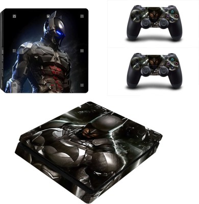 Al Pacino Batman theme cover sticker for Ps4 SLIM  Gaming Accessory Kit(Multicolor, For PS4)