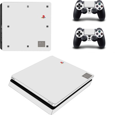 Al Pacino 20 Anniversary theme cover sticker for Ps4 SLIM MODEL  Gaming Accessory Kit(Silver, For PS4)