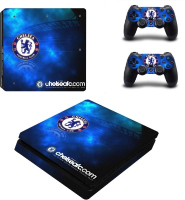 Al Pacino Chelsea Theme cover sticker for Ps4 SLIM MODEL  Gaming Accessory Kit(Multicolor, For PS4)