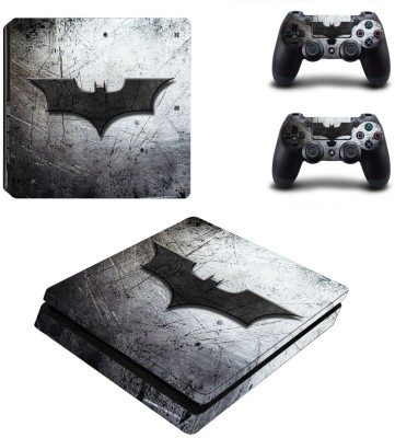 Al Pacino Batman Logo sticker cover for Ps4 SLIM  Gaming Accessory Kit(Multicolor, For PS4)