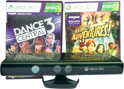 microsoft Microsoft Kinect for X-Box 360 Gaming Accessory Kit