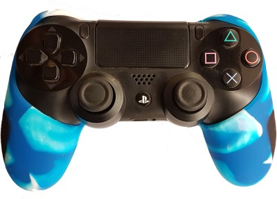 Hytech Plus PS4 Ultra Armor Edition DualShock 4 Silicone Sleeve  Gaming Accessory Kit