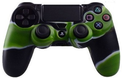 Hytech Plus Super Grip PS4 Silicone Skin  Gaming Accessory Kit