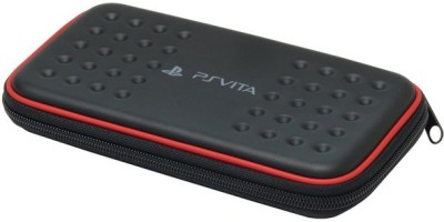 Microware PlayStation PS Vita Travel Bag  Gaming Accessory Kit(Black, For PS)