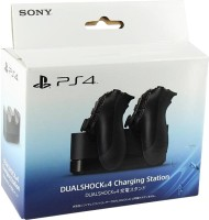 Sony Charging Station  Gaming Accessory Kit(Black, For PS4)