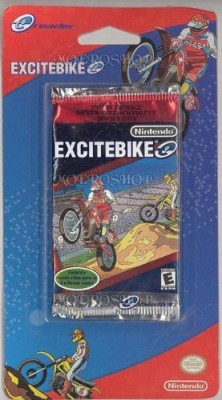 Nintendo E-reader Excitebike [Game Boy Advance]  Gaming Accessory Kit(Multicolor, For PC)