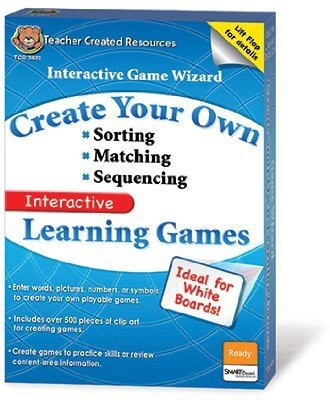 Teacher Created Resources Game Wizard Sorting Sequencing  Gaming Accessory Kit