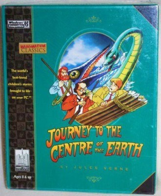 Generic Journey To The Center of The Earth  Gaming Accessory Kit(Multicolor, For PC)