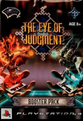 Hasbro The Eye of Judgment Booster Pack (cards)  Gaming Accessory Kit(Multicolor, For PC)