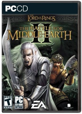 Electronic Arts The Lord of the Rings: Battle for Middle Earth 2 - PC  Gaming Accessory Kit