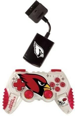 Mad Catz Playstation 2 Arizona Cardinals Wireless Game Pad  Gaming Accessory Kit