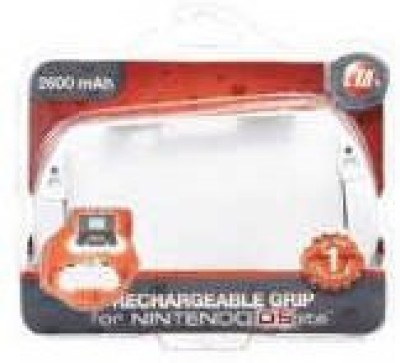 CTA Digital DS Lite Retractable Rechargeable Grip  Gaming Accessory Kit