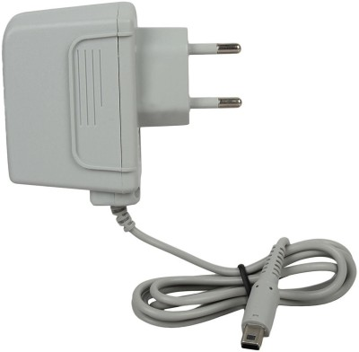 DXP Nintendo DSi/XL/3DS/3DS XL Power Supply Charger Gaming Adapter(Gray, For Wii)