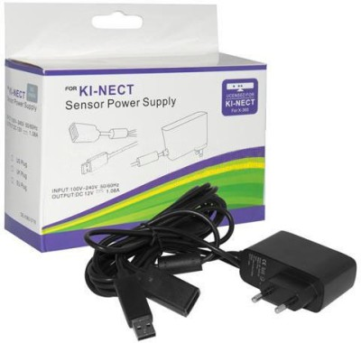New World Kinect Sensor Power Supply 110V To 220v Universal Use. Gaming Adapter