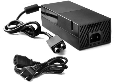Microware AC Adapter for X-Box 1 Gaming Adapter(Black, For Xbox One)