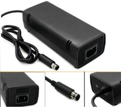 New world power supply adaptor for xbox 360 E 3 Gaming Adapter