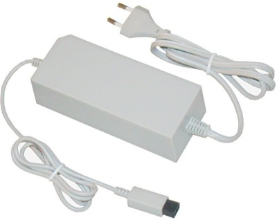 TCOS Tech Wii AC Gaming Adapter(Grey, For Wii)