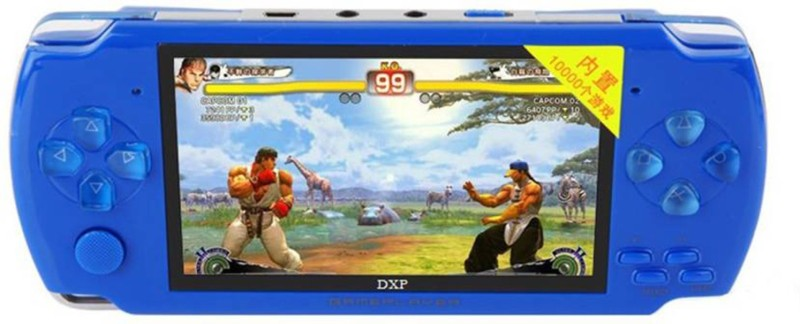 SUNLIGHT TRADERS PSP20 8 GB with 10000(Blue)