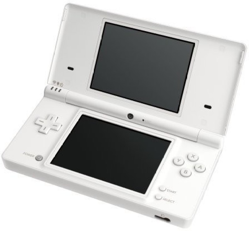 Nintendo 3966632 500 GB with Nintendo DSi - White(White)