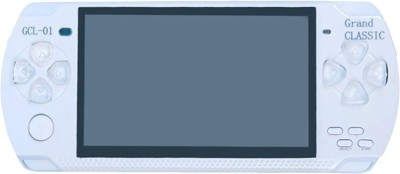 Rcube PSP White 4 GB with Mario(White)