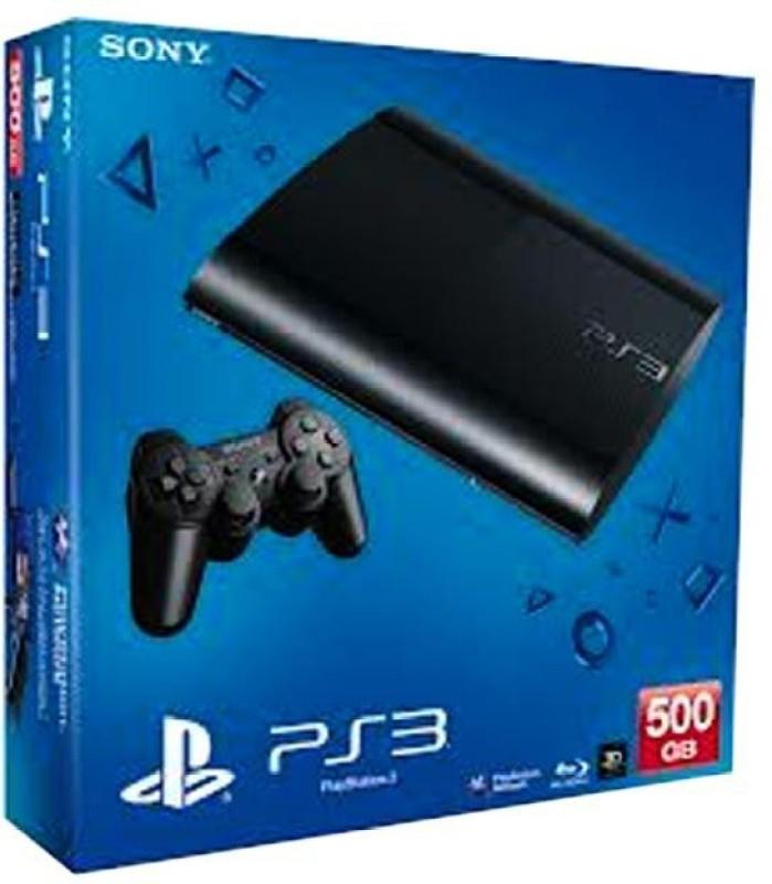 Sony PlayStation 3 500 GB(Multicolor)