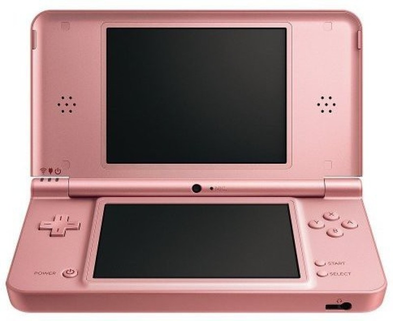 Nintendo 3966972 500 GB with Nintendo DSi XL - Metallic Rose(Metallic Rose)