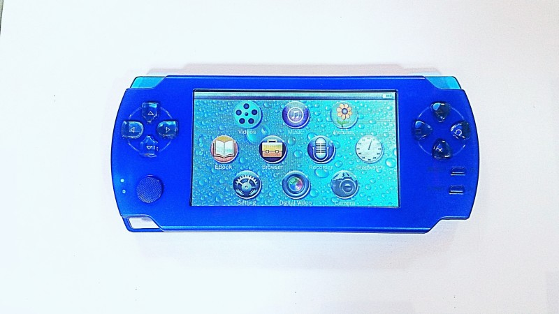 GAME ON PAP-P1 4 GB with 10000 INBUILT(Blue)