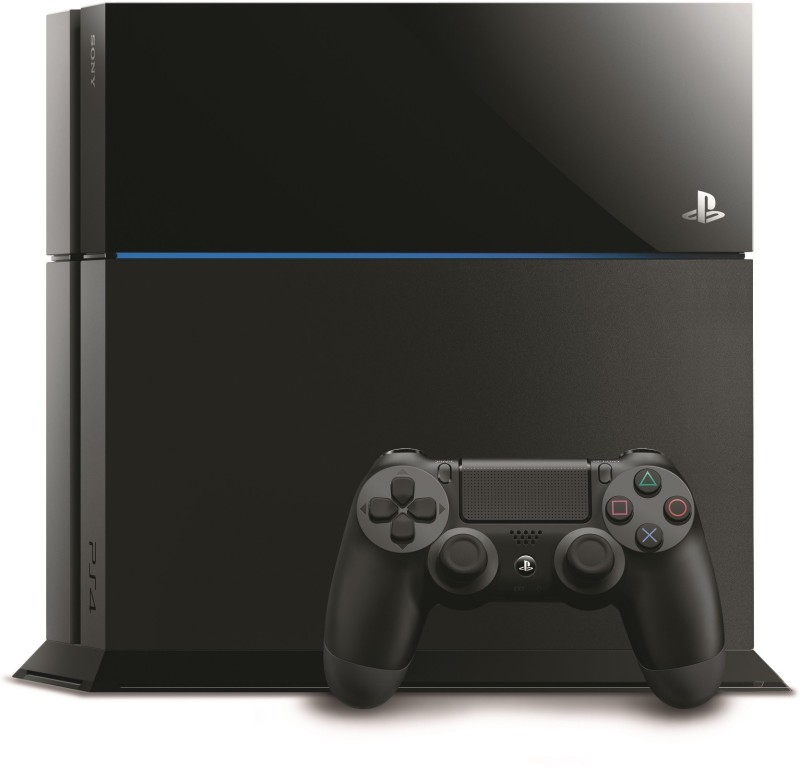 Sony PlayStation 4 (PS4) 1 TB(Black)