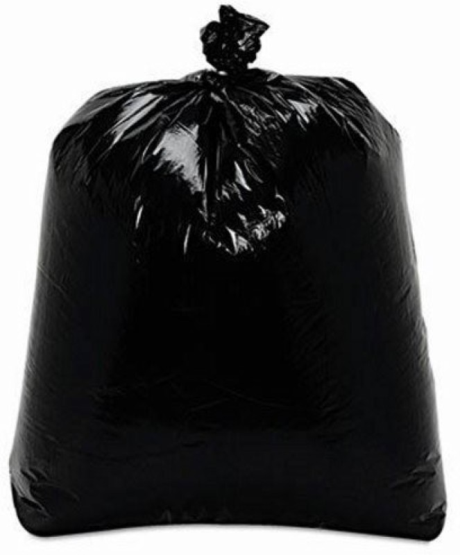 Shree Sai Disposable bin bags Medium 5-7 L Garbage Bag(Pack of 120)