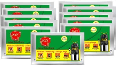 Pixcy Premium Drawstring Small 25-30 L Garbage Bag