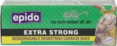 Epido Drawstring Small 30 L Garbage Bag