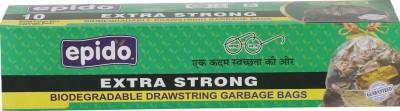 Epido Drawstring Extra Large 120 L Garbage Bag