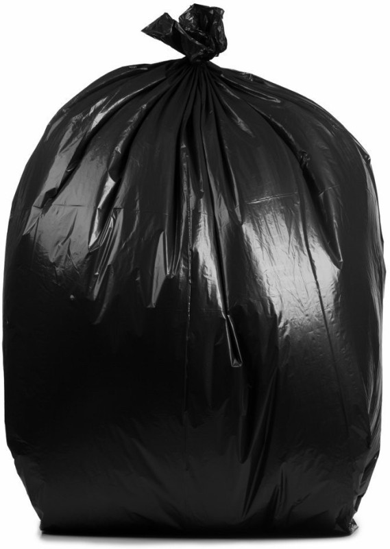 Shree Sai Disposable SMALL 5-7 L Garbage Bag(Pack of 30)