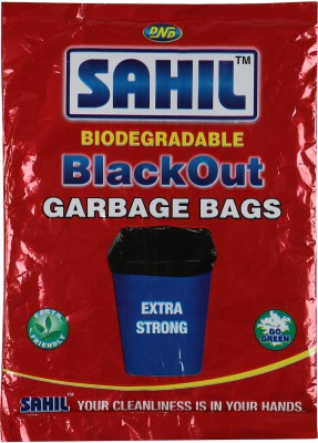 Sahil Extra Strong Small 20 L Garbage Bag