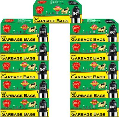 Pixcy Premium Detachable Tie Type Small 15-20 L Garbage Bag