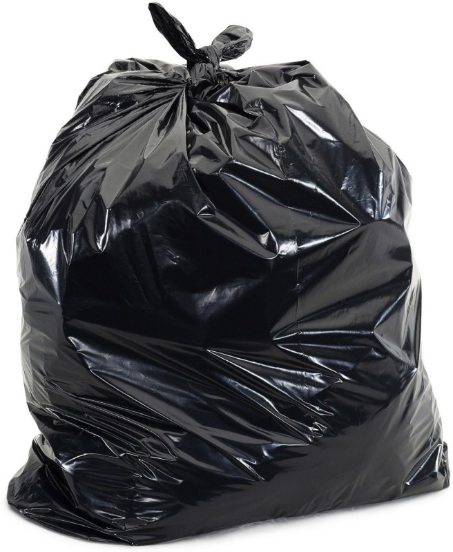 Productmine 90 PCS - 19 X 21 Medium 5-10 L Garbage Bag(Pack of 90)