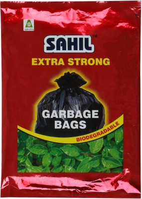 Sahil Extra Strong Small Standard 20 L Garbage Bag(Pack of 30)
