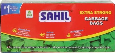 Sahil Tie String Medium 30 L Garbage Bag