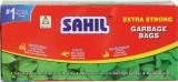 Sahil Tie String Medium 30 L Garbage Bag...