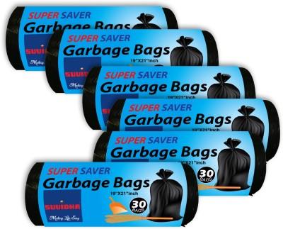 Suvidha Super Saver Bin Liner Small 25-30 L Garbage Bag